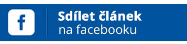 Sdílet na Facebook-u